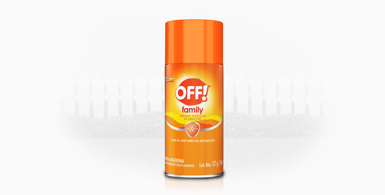 OFF! Family Aerosol